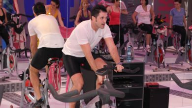 Arde caloriile la indoor cycling!